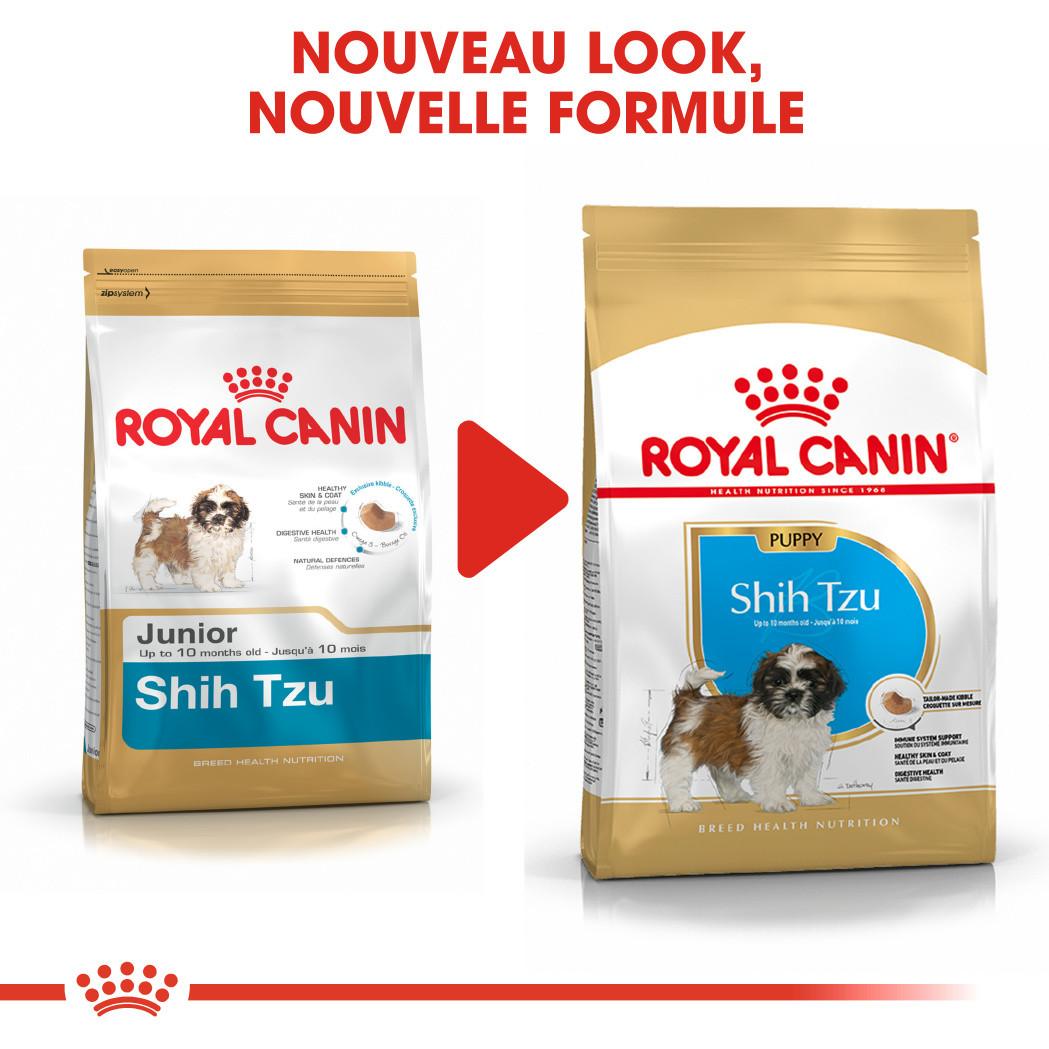 Royal Canin Puppy Shih Tzu pour chiot