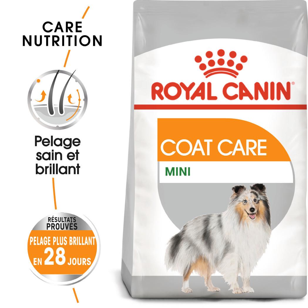 Royal Canin Coat Care Mini Hondenvoer
