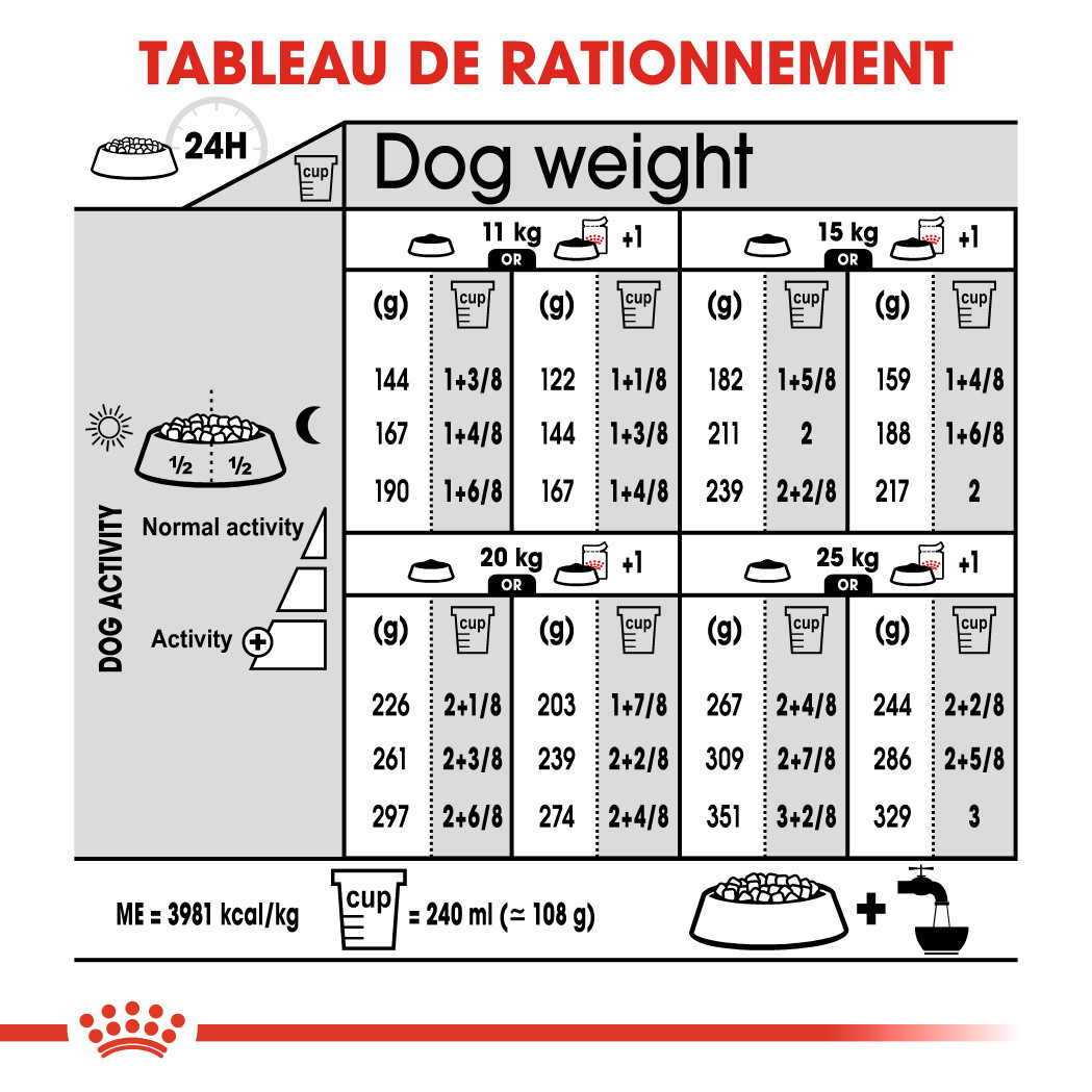 Royal Canin Medium Dermacomfort pour chien