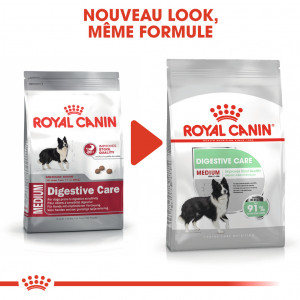 Royal Canin Medium Digestive Care pour chien