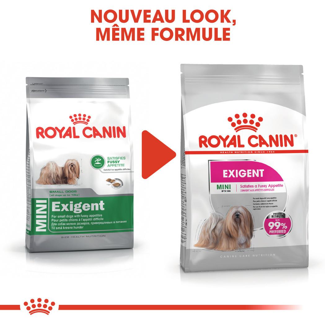 Royal Canin Mini Exigent pour chien