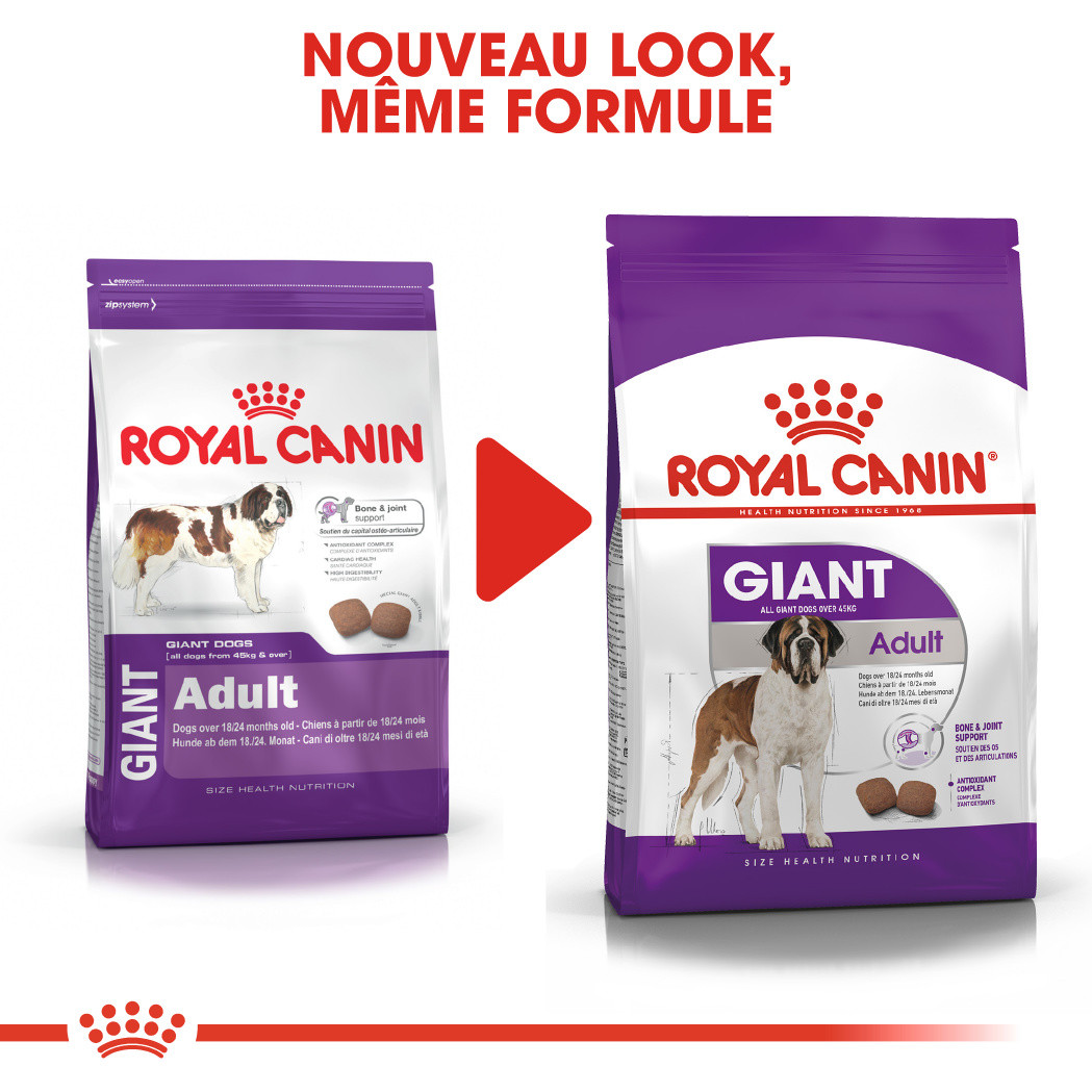 Royal Canin Giant Adult pour chien