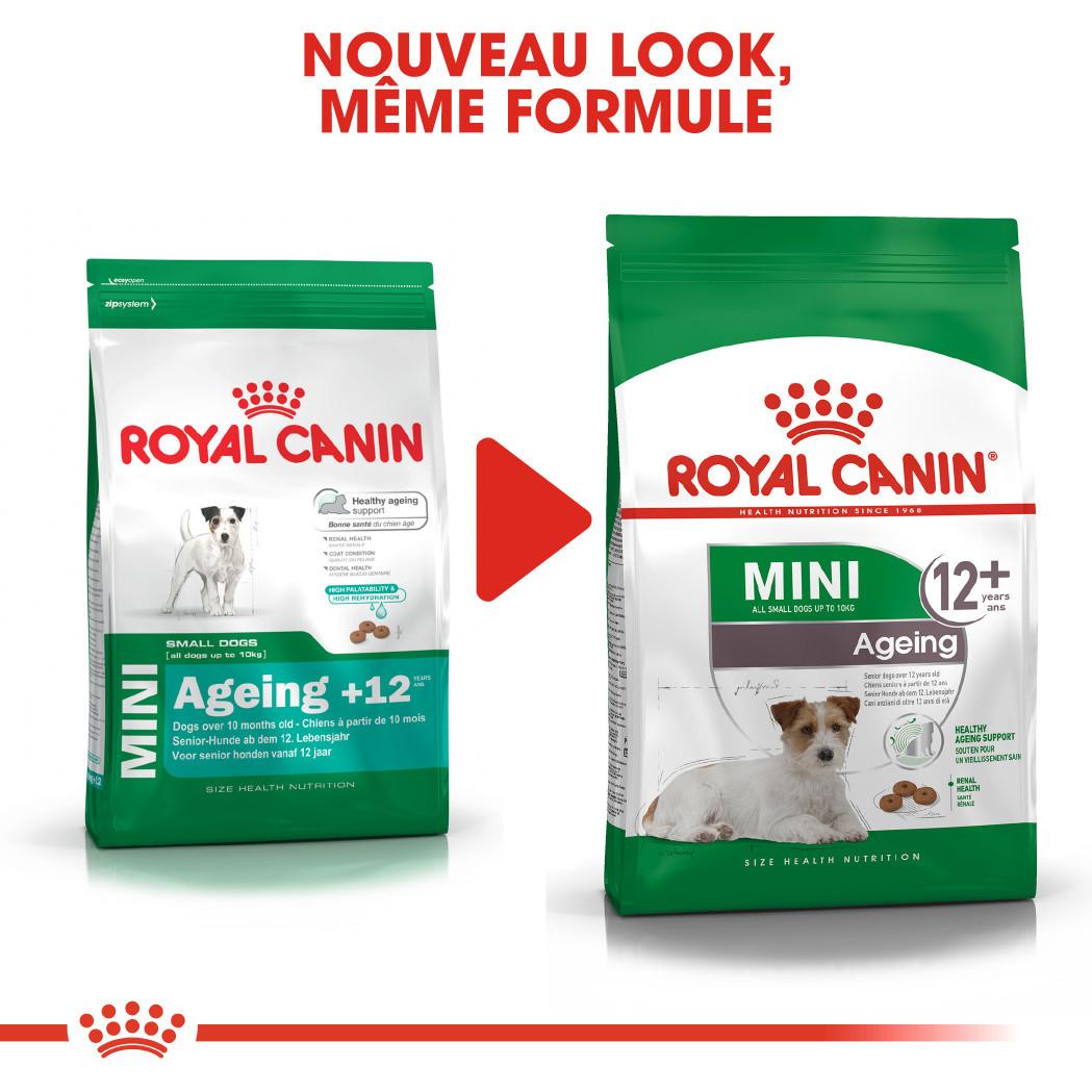 Royal Canin Mini Ageing 12+ pour chien