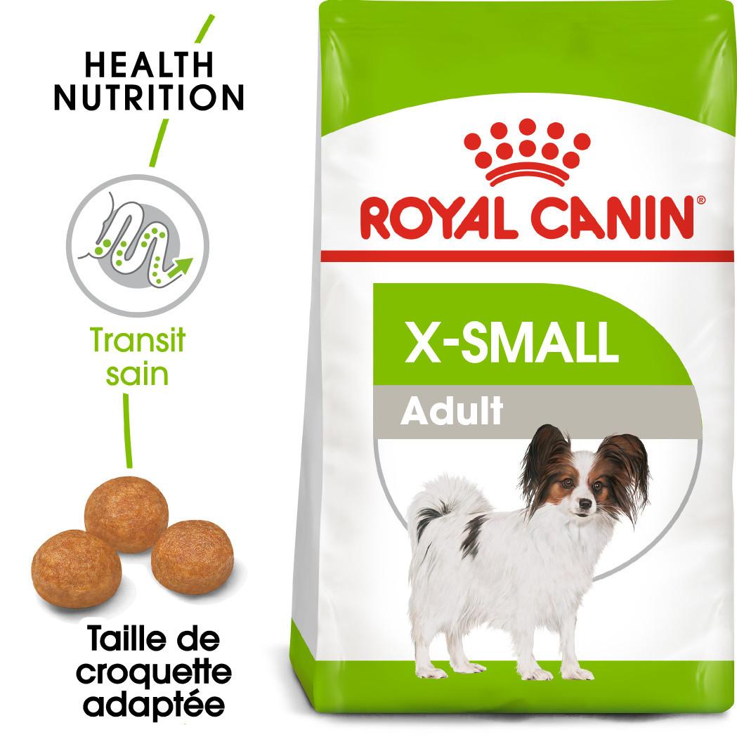 Royal Canin Mini X-Small Adult voor de hond
