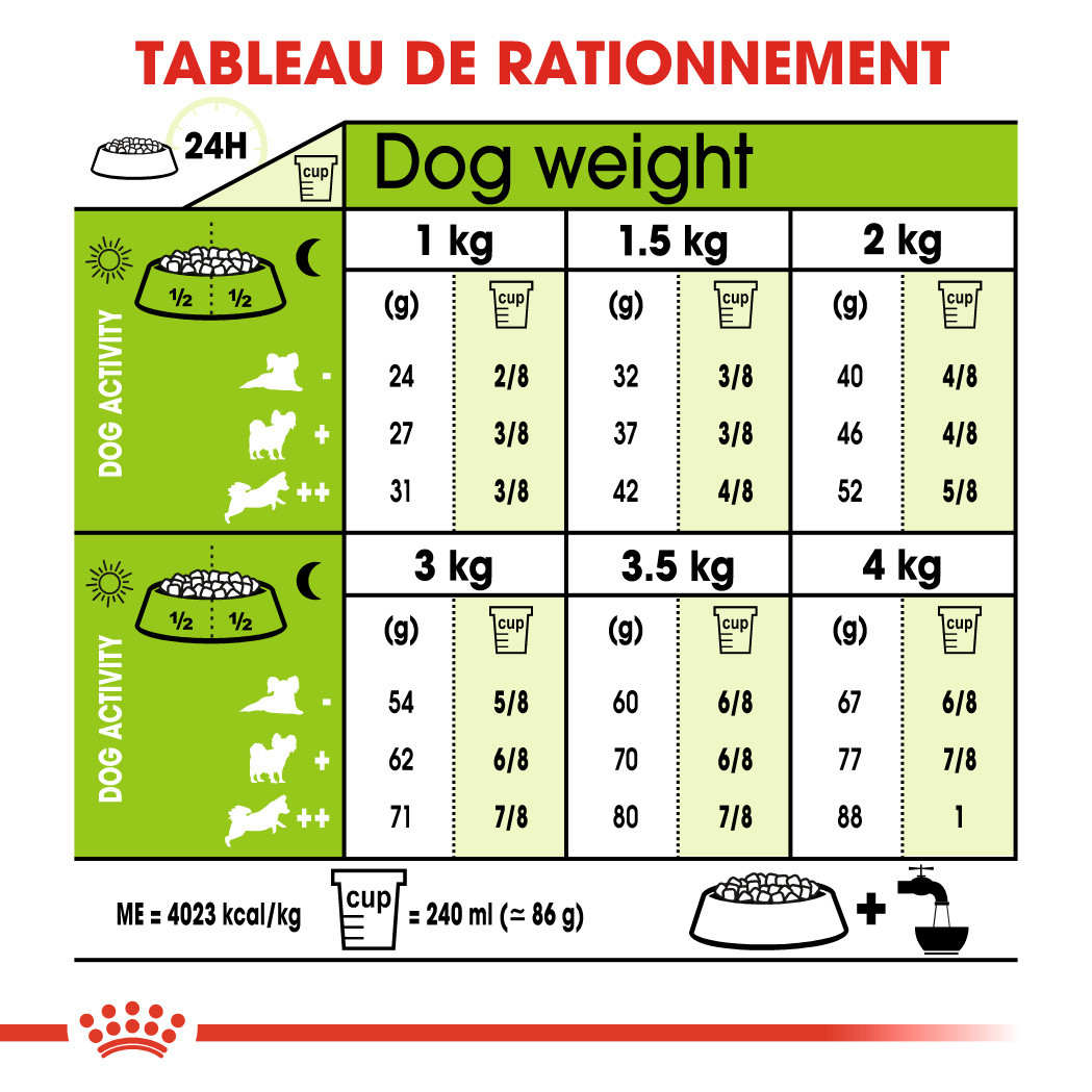 Royal Canin X-Small Adult +8 pour chien