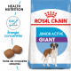 Royal Canin Giant Junior Active pour chien