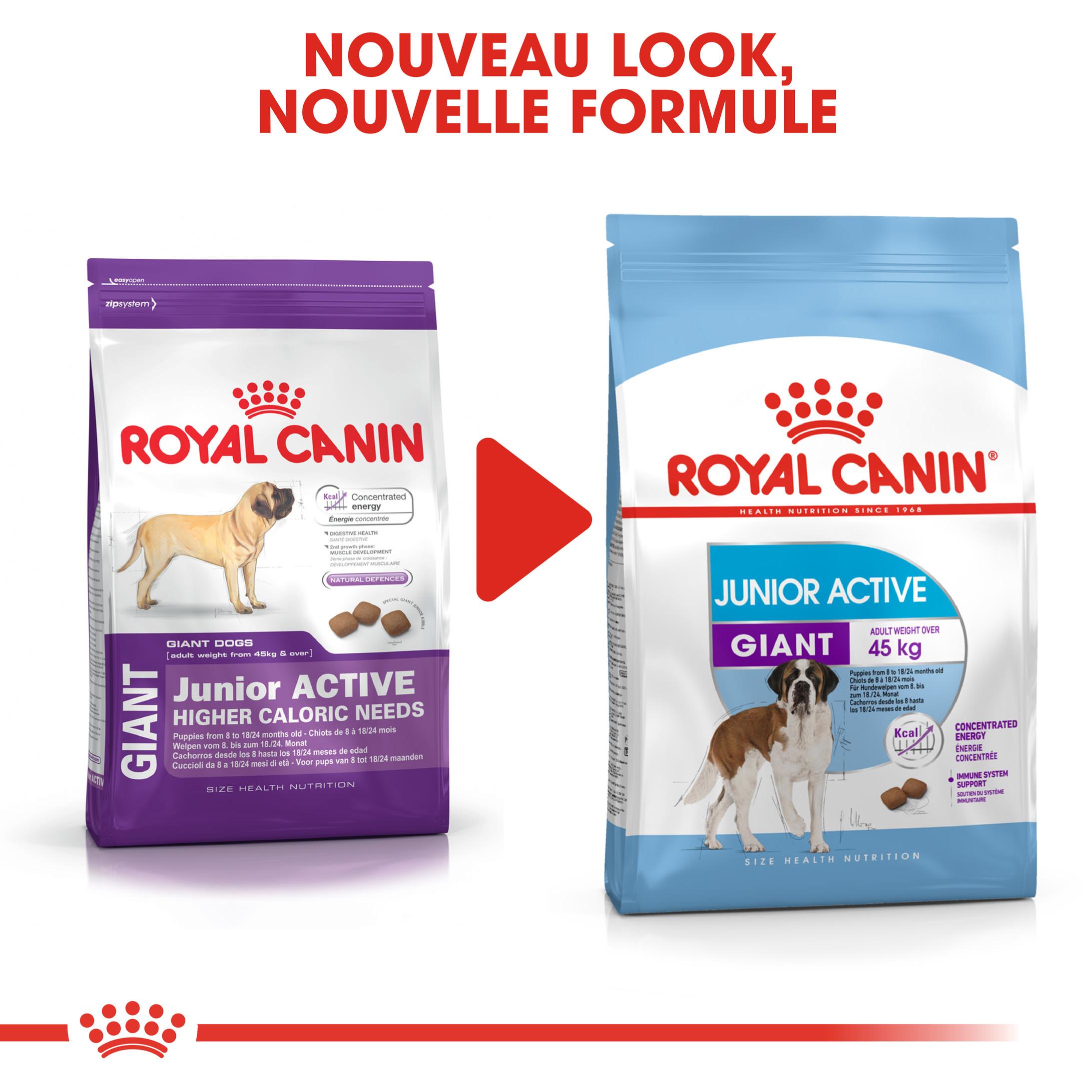 Royal Canin Giant Junior Active hondenvoer