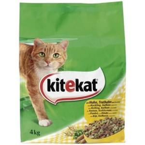 Kitekat kip en groente kattenvoer