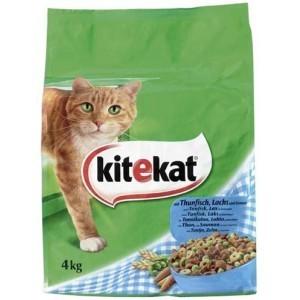 Kitekat vis en groente kattenvoer