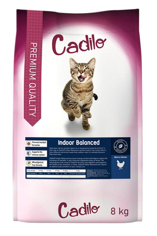 Cadilo Indoor Balanced kattenvoer