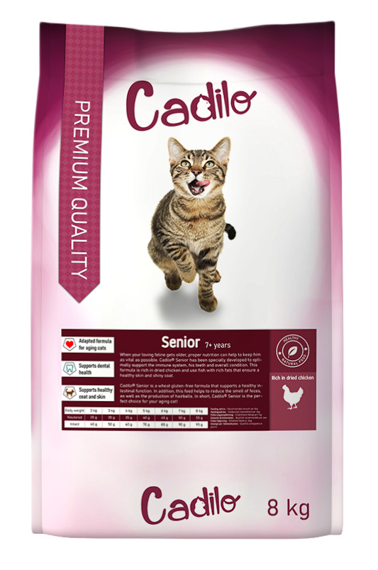 Cadilo Senior kattenvoer