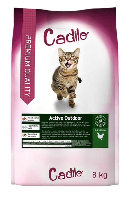 Cadilo Active Outdoor kattenvoer