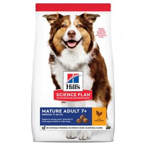 Hill's Mature Adult Medium au poulet pour chien