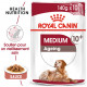 Royal Canin Medium Ageing 10+ Sachets pour chien