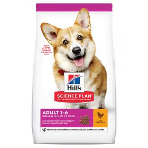 Hill's Adult Small & Mini Poulet pour chien