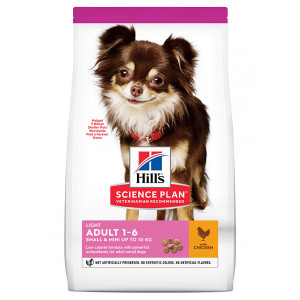 Hill's Adult Small & Mini Light pour chien