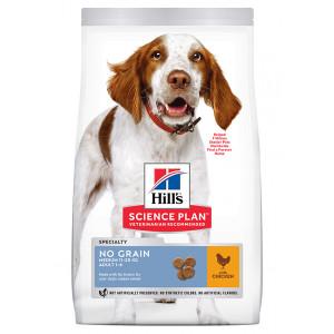 Hill's Adult Sans Céréale Medium au poulet pour chien