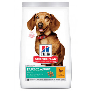 Hill's Adult Perfect Weight Small & Mini pour chien
