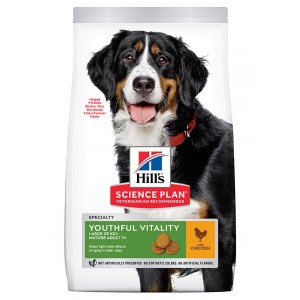 Hill's Adult 6+ Youthful Vitality Large au poulet pour chien