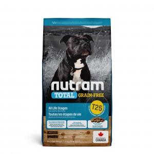 Nutram Total Grain-Free Saumon & Truite pour chien