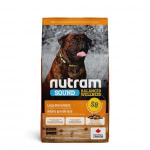 Nutram Sound Balanced Wellness Large Adult pour chien