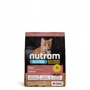 Nutram Sound Balanced Welness Chaton S1