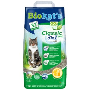 Biokat Fresh Litière pour chat