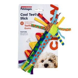 Petstages Cool Teething Stick pour chien