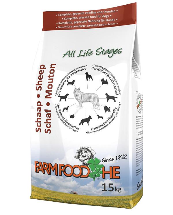 Farm Food HE Mouton pour chien