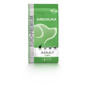 Euro Premium Medium Adult Light pour chien