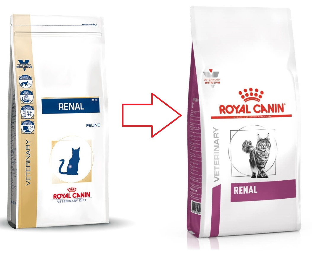 Royal Canin Veterinary Diet Renal pour chat