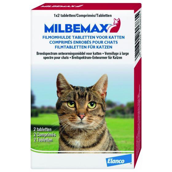 Milbemax Vermifuge pour chat adulte