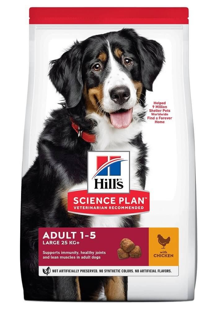Hill's Adult Large Breed au poulet pour chien