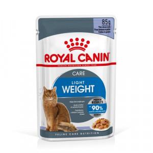 Royal Canin Light pâtée pour chat x12