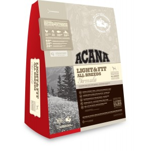 Acana Chien Adult Heritage Light & Fit