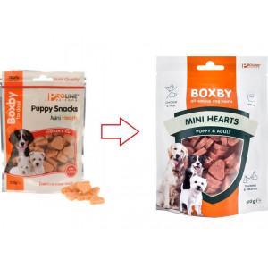 Boxby Mini Hearts pour chien