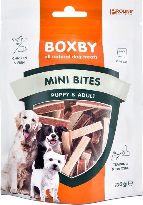 Boxby Mini Bites Poulet pour chiot