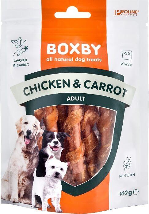 Boxby for dogs sticks