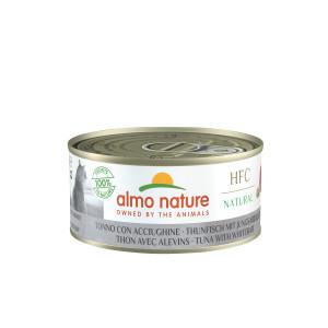 Almo Nature HFC Thon avec Blanchaille pour chat