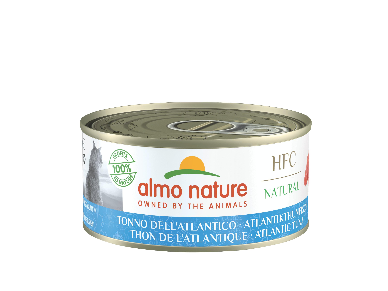 Almo Nature HFC Thon de l'Atlantique pour chat
