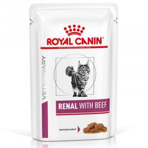 Royal Canin Renal Sachets avec boeuf pour chat