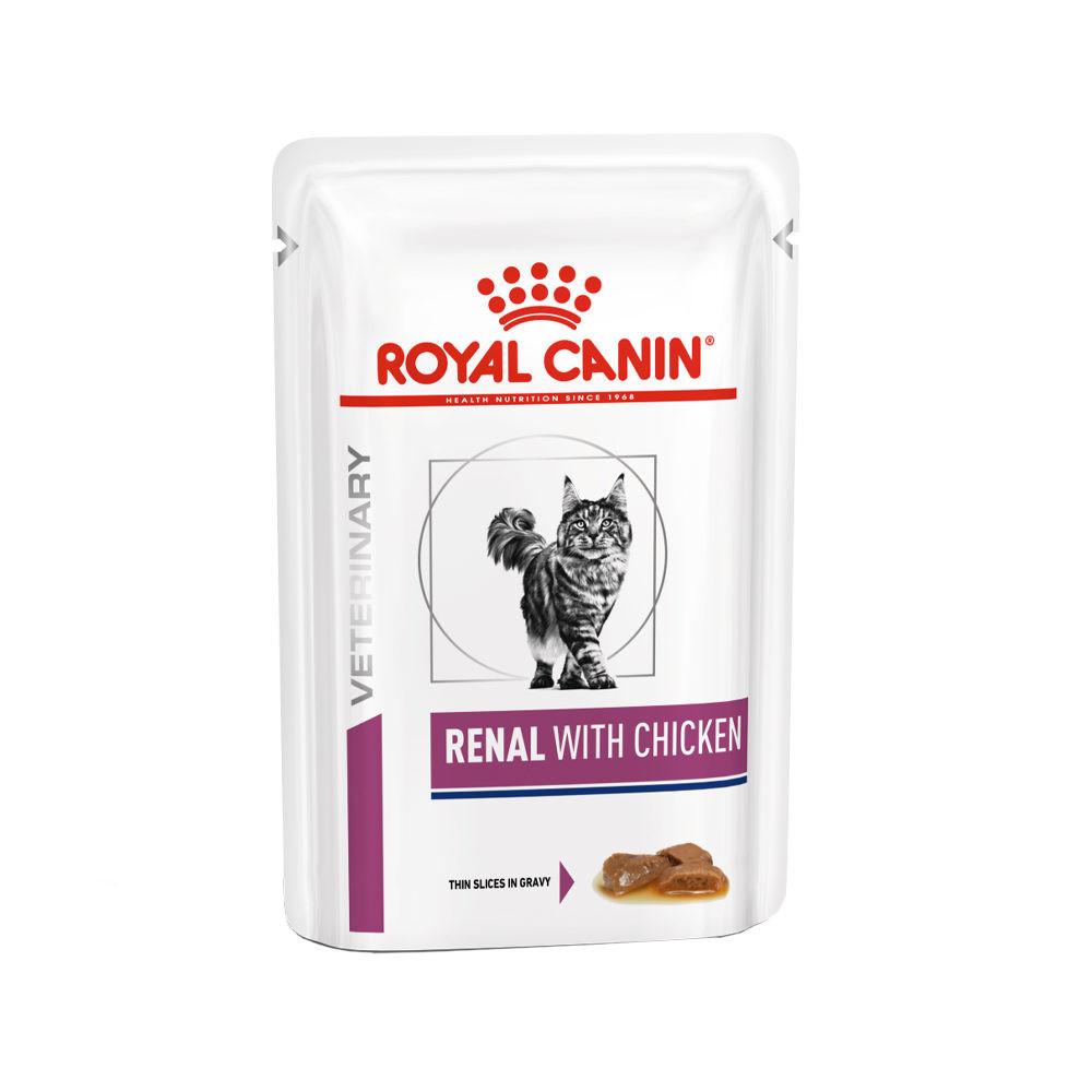 Royal Canin Renal Sachets avec Poulet pour Chat