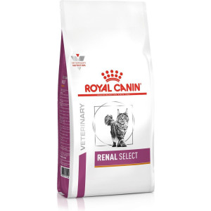 Royal Canin Veterinary Diet Renal Select pour chat