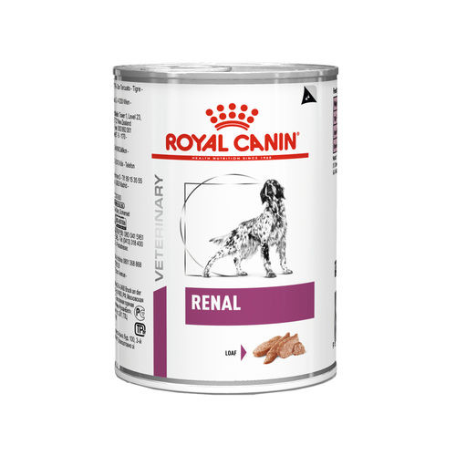 Royal Canin Veterinary Diet Renal Conserve pour Chien - 410 g