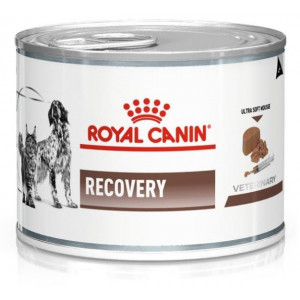 Royal Canin Veterinary Diet Recovery Boîte pour chien et chat