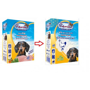 Renske Poulet Frais & Riz pour chien