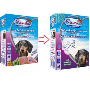 Renske Canard & Lapin Frais pour chien