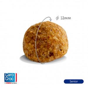 CaroCroc 18/10 Senior pour Chien, au poulet