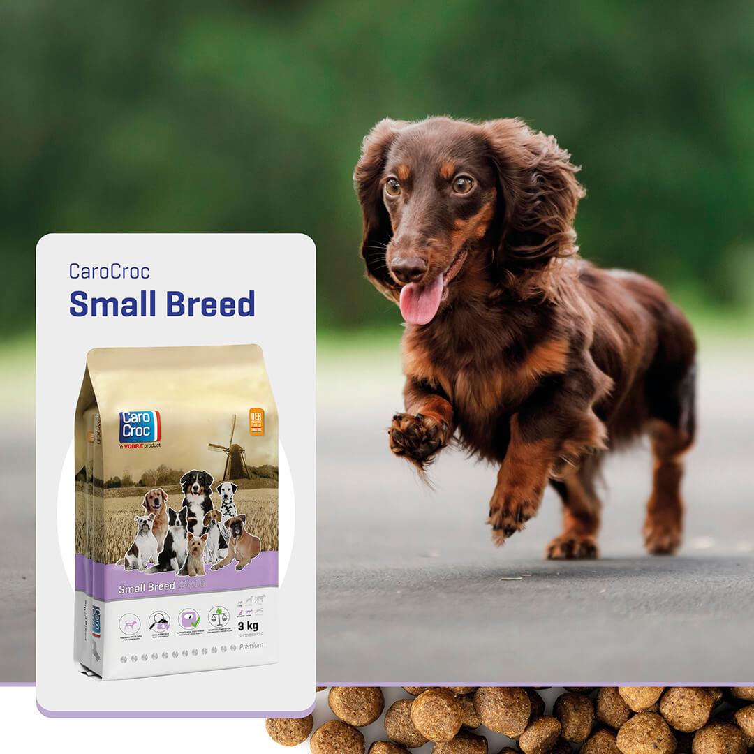 Carocroc Small Breed (25/16) hondenvoer
