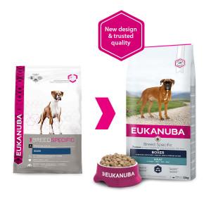 Eukanuba Breed Specific Boxer pour chien